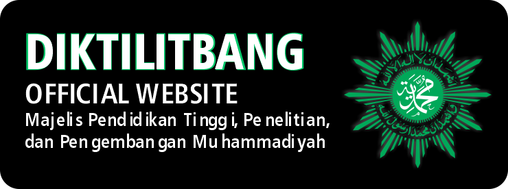 Official Website Majelis Diktilitbang Muhammadiyah