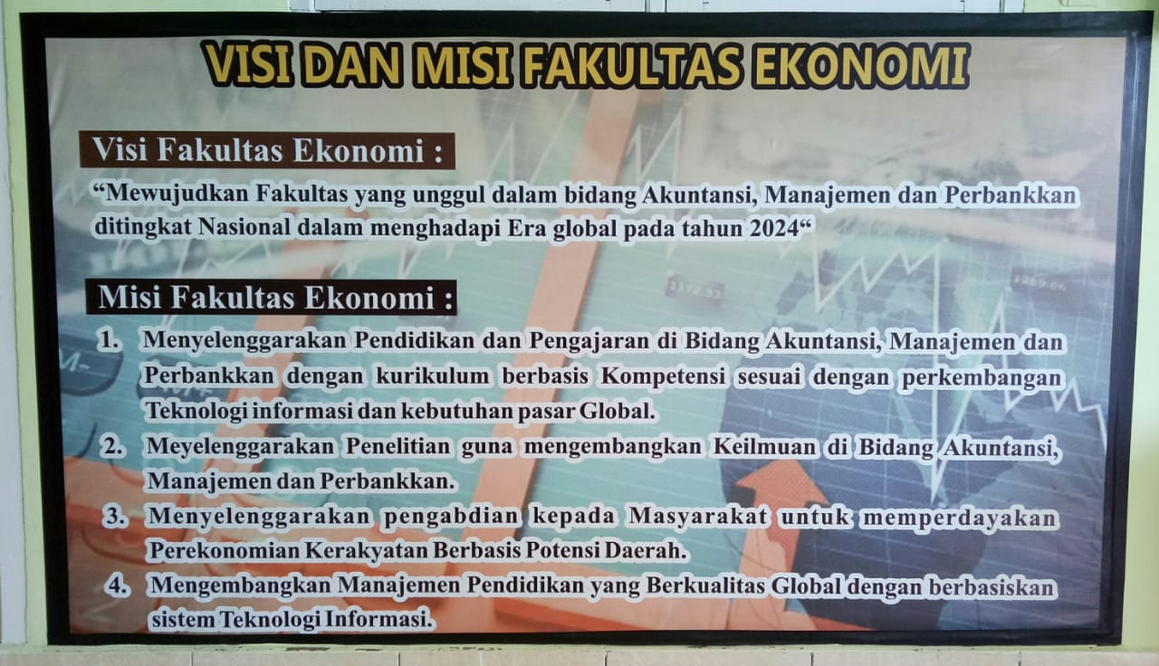 Official Website Fakultas Ekonomi